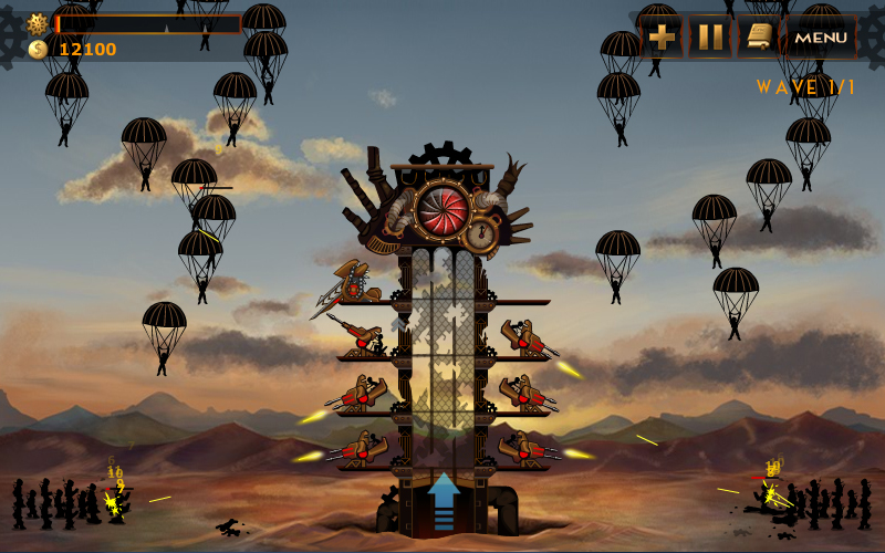 Play steampunk-tower
